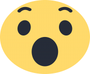 facebook wow emoji like png