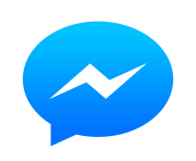 Facebook Messenger Clipart