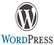 wordpress logo png transparent