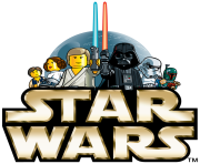 lego star wars logo clipart png
