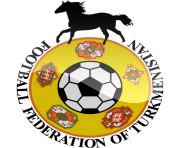 turkmenistan football logo png