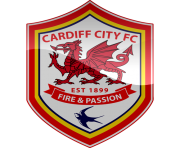 cardiff city fc football logo png
