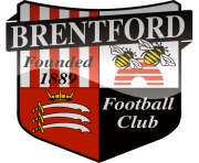 brentford fc football logo png