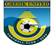 gresik united fc football logo png