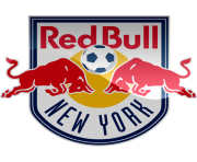 new york red bulls football logo png