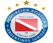 argentinos juniors football logo png