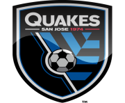 san jose earthquakes football logo png