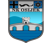 nk osijek football logo png