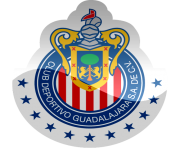 cd guadalajara football logo png