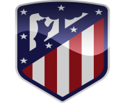 club atletico de madrid football logo png png new logo png new crest new badge