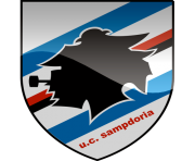 sampdoria genua football logo png