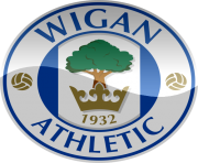 wigan athletic football logo png
