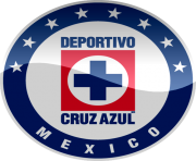 cruz azul football logo png