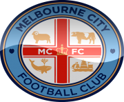 melbourne city fc football logo png