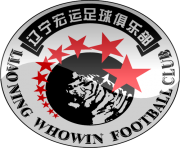 liaoning whowin fc football logo png