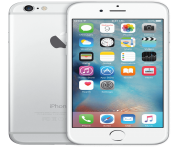 iphone6 plus silver mobile png