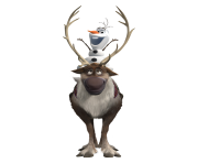 Frozen Sven PNG Picture