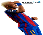 Wonderful FC Barcelona Neymar HD 2017