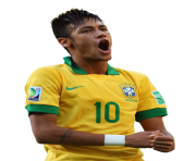 Neymar Jr Warrior Brazil 10 Png