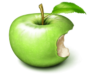 22 apple png image