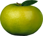 67 green apple png image