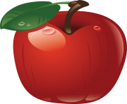 63 red apple png image