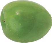 58 green apple png image