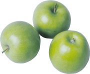35 green apple png image