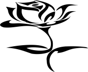 15 tattoo rose png image