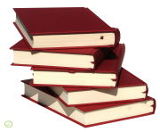 4 books png image
