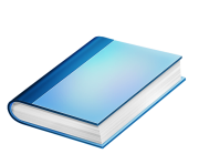 3 blue book png image image