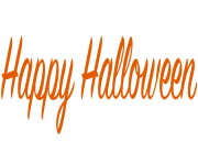 Happy Halloween Simple Png