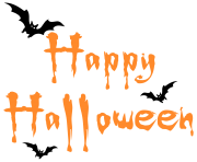 HAPPY HALLOWEEN PNG Free Images