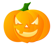 Halloween Pumpkin PNG Photos