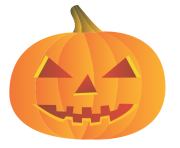 Halloween Pumpkin PNG Free Kids