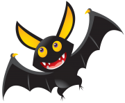 9 2 halloween bat png hd
