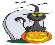 Free halloween cemetery clipart image halloween scene in a cemetery