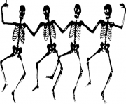 Free halloween dance clipart public domain halloween clip art