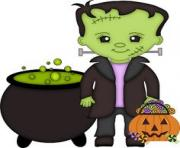 images about halloween crafts on frankenstein cliparts