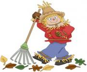 Fall clip art on clip art scarecrows and halloween