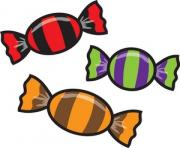 Halloween candy clipart free clipart images
