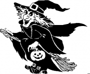 Free witch clipart public domain halloween clip art images and 3