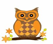 Free owl cute halloween owl clip art free clipart images