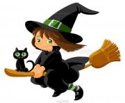 Halloween baby witch clip art halloween witches
