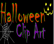 Free halloween clip art and harvest graphics