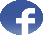 flat facebook logo png icon circle