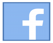 facebook logo icon very clear blue png
