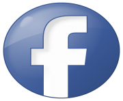 social facebook button blue logo png