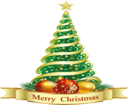 Christmas Tree PNG Merry Christmas