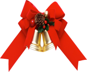 christmas ribbon png pic